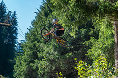 MTB-13 (Diving Pete) Tags: bicycle chatel france frenchalps intobeyondphotography location mtb mountainbike prelajoux rebouljamatchatelmtbbikepark shows
