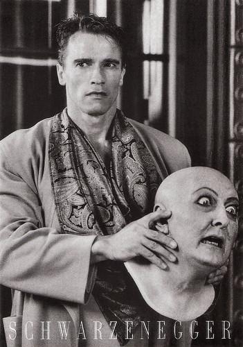 Arnold Schwarzenegger in Total Recall (1990)