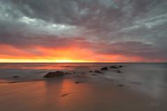 392A2234.jpg (gcassinelli) Tags: glenelg sunset storm rocks