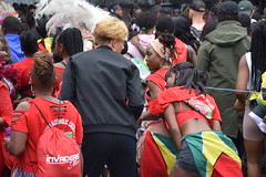 DSC_7815 (photographer695) Tags: notting hill caribbean carnival london exotic colourful costume girls dancing showgirl performers aug 27 2018 stunning ladies