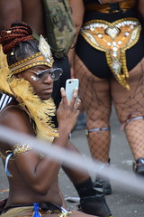 DSC_7931 Notting Hill Caribbean Carnival London Exotic Colourful Costume Girls Dancing Showgirl Performers Aug 27 2018 Stunning Ladies (photographer695) Tags: notting hill caribbean carnival london exotic colourful costume girls dancing showgirl performers aug 27 2018 stunning ladies