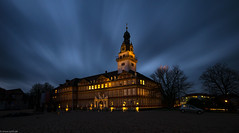 Das Schloß in Wolfenbüttel (carsten.plagge) Tags: januar lagnzeitbelichtung schloss wolfenbüttel blauestunde wf900 niedersachsen deutschland de