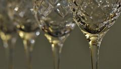 Crystal (DeniseJC) Tags: macro glass glasses crystal hmm