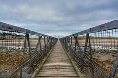 Lossie Beach (Michelle O'Connell Photography) Tags: scotland coast elgin lossie riverlossie lossiemouth moray morayfirth bridge scottishhighlands beach michelleoconnellphotography
