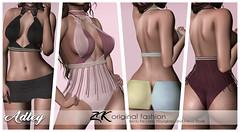 -:zk:- Adley @ Au Lovely Event - Starting September 10th 3pm SLT (-:zk:- STORE) Tags: giveaway aulovelyevent zk maitreya slink belleza freya fashion secondlife