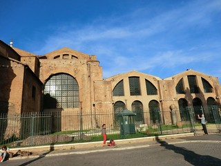 CIMG0352 Baths of Diocletian