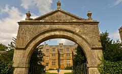 CHASTLETON HOUSE (chris .p) Tags: nikon d610 chasteton house oxfordshire england uk summer 2018 nt nationaltrust history capture august