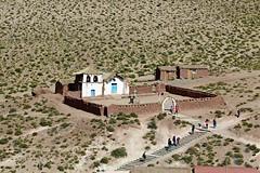 pilgrimage (daniel.virella) Tags: machuca atacama chile andes iglesia church people stairs capilla chapel altitude picmonkey