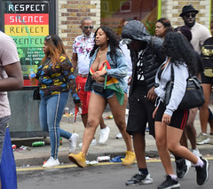 DSC_7558a Notting Hill Caribbean Carnival London Aug 27 2018 Stunning Ladies (photographer695) Tags: notting hill caribbean carnival london colourful girls aug 27 2018 stunning ladies