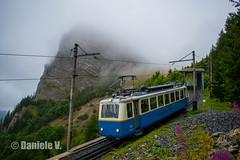 MVR / Bhe 2/4 204 (danielev.tk) Tags: rocherdenaye dent de jaman montreux tourisme montagne randonnée crémaillère zahnrad zahnradbahn gstaad suisse schweiz switzerland train
