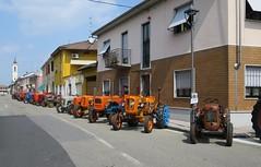 Trattori d'epoca per l' ADMO (samestorici) Tags: trattoredepoca oldtimertraktor tractorfarmvintage tracteurantique trattoristorici oldtractor veicolostorico