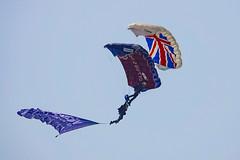 DSC03526 (Brian Wadie Photographer) Tags: twister arrows parachute wingwalkers