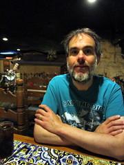 Joseph Dining at Casa Bonita (BunnyHugger) Tags: casabonita colorado denver joseph mexican restaurant