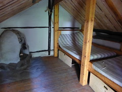 Storholmen (davidmcnuh) Tags: sweden house beds viking museum openair openairmuseum village vikingvillage