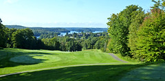 Deerhurst Highlands Golf Course - hole 1 (wessexman...(Mike)) Tags: muskoka golf huntsville deerhurst