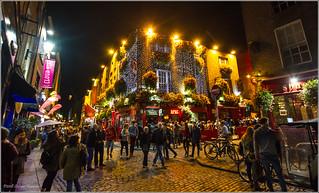 The Temple Bar, Dublino - Irlanda