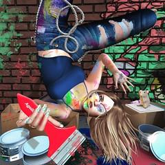💬  ᶤˢᶰ'ᵗ ᶤᵗ ᶰᶤᶜᵉ ᵗᵒ ᵗʰᶤᶰᵏ ᵗʰᵃᵗ ᵗᵒᵐᵒʳʳᵒʷ ᶤˢ ᵃ ᶰᵉʷ ᵈᵃʸ ʷᶤᵗʰ ᶰᵒ ᵐᶤˢᵗᵃᵏᵉˢ ᶤᶰ ᶤᵗ ʸᵉᵗ? (ℒزdsα) Tags: tableauvivant osmia tbf candycrunchers tattoo ink paint painting n21 falling thearcade gacha itdoll doll girl cute woman lotd fashion game gamer gamergirl gamedoll avatar sl secondlife slavatar slfashion free freebie mesh pixel virtual virtualworld beauty beautiful photo photograph snapshot clothing clothes picture blog blogger slblogger secondlifeblogger moda event evento roupas gratuito garota blogueira loja sponsor aboriginalx brush blogitdoll itfashion