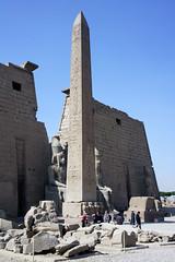 "An obelisk at Egypt's Luxor temple (Kodak Agfa) Tags: egypt ancientegypt luxor temples temple luxortemple mideast africa monuments antiquities places travel ù…øμø± ù…ø¹ø¨ø¯ ø§ù""ø§ù'øμø± ù…ø¹ø¨ø¯ø§ù""ø§ù'øμø± history مصر معبد الاقصر معبدالاقصر thisisluxor thisisegypt obelisk"