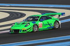 Porsche 911 GT3 R (jfhweb) Tags: jeffweb sportauto sportcar racecar voituregrandtourisme voituredesport gt supercar voituredecourse courseautomobile circuitpaulricard circuitducastellet lecastellet httt blancpainenduranceseries blancpaingtseries2018 blancpaingtseriesendurancecup porsche 911gt3r 911