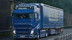 D - Hemsoth Volvo FH GL04 (BonsaiTruck) Tags: hemsoth volvo lkw lastwagen lastzug truck trucks lorry lorries camion caminhoes