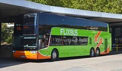 PolskiBus WE-214GW (tubemad) Tags: we 214gw p147 vanhool tx27 astromega flixbus p16e krakow polski bus berlin central coach station zob