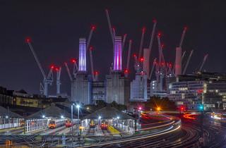 Battersea Night's