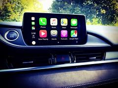 Finally! (shahzad.alvi) Tags: google carplay apple mazdacanada mazda zoomzoom