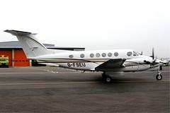 G-FSEU   Beech 200 Super King Air [BB-331] (Fly Wales) Staverton~G 15/03/2012 (raybarber2) Tags: airportdata bb331 bizprop cnbb331 egbj flickr gfseu planebase ukcivil