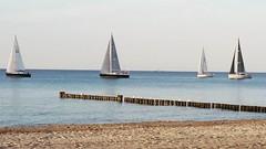 #kühlungsborn #ostsee #balticsea #balticsea🌊 #beach #strand #segelboot #sailboat #mecklenburgvorpommern