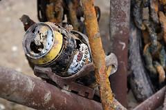 Wer rastet der rostet (Frank S (aka Knarfs1)) Tags: rost bier rad fahrrad bicycle bike rust