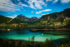Turquoise (mabuli90) Tags: norway summer light