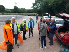 20180916_135656 (Keep Wales Tidy) Tags: beachcleancymru river litter marine monmouth volunteers