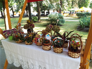 Petrinja, Croatia - St. Lawrences Day - Sve Lovro - August 2018