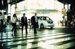 Big boss (jaxting) Tags: jaxting people candid street 東京 tokyo provia400x reversalfilm alacarte leicamp filmisnotdead istillshootfilm noctilux leica