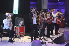 Op Sa! (2018) 02 (KM's Live Music shots) Tags: worldmusic serbia greatbritain balkanmusic brassband opsa meltdownfestival fridaytonic southbankcentre