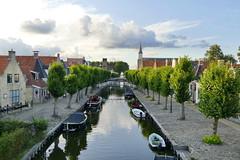 Sloten (Don Bello Photography) Tags: sloten sleat holland gracht wasser himmel wolken acdsee panasonicfz1000 lumixfz1000 reinhardbellmann donbellophotography niederlande netherlands