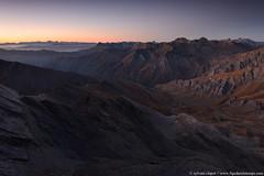 DSC_6017 (www.figedansletemps.com) Tags: queyras paindesucre leverdesoleil sunrise aube heurebleue bluehour montagne mountain alpes hautesalpes italie france relief altitude paysage landscape contrast dawn
