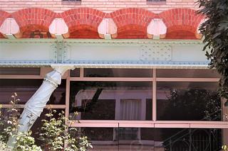 Quoi et où ? L'ancienne Ecole du Sacré-Coeur (1895) à Paris 16ème arrondissement - Architecte : Hector Guimard [Explore 23 August 2018]