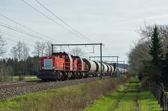 DB Cargo 6509 Testelt (TreinFoto België) Tags: dbcargo 6500 6509 6507 vossloh 47616 veendam dolime hermallesoushuy bressoux lijn 35 testelt belgium belgië belgien belgique taoos cargo