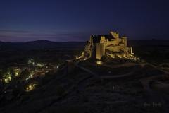 Castillo de Zorita (Luis R.C.) Tags: zorita guadalajara nocturnas castillos pueblos paisajes nikon d610