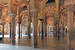 Cathederal of Cordoba, Spain (nikidel) Tags: cordoba spain streets sights white roman cathederal mosque arab muslim christian city mauritanian whitecity tourism europe