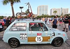 1989 PAO Nissan PK10 (Bill Jacomet) Tags: coffee cars and houston tx texas 2018 memorial city mall show auto
