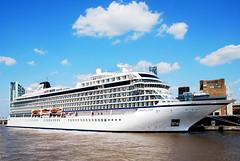 VIKING SUN. (tommypatto : ~ IMAGINE.) Tags: ships shipping rivermersey liverpoolcruiseshipterminal