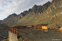 Vue sur le pas des Sagnettes (Lumières Alpines) Tags: didier bonfils goodson73 mont viso tour 3841 alpes italie rando alpinisme