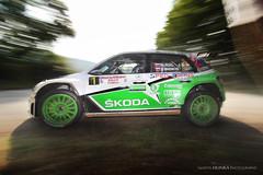 Martin Koči - Radovan Mozner jun. (Martin Hlinka Photography) Tags: rally trebišov 2018 slovakia slovensko motorsport sport canon eos 60d 1018mm f4556 martin koči radovan mozner jun škoda fabia r5