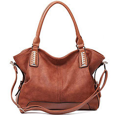160b00d22af4 Brenice Women Handbag PU Leather Elegant Tote Crossbody Bag (1325716)   Banggood (SuperDeals