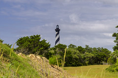 Cape Hatteras Lighthouse (rschnaible) Tags: cape hatteras lighthouse north carolina landscape outdoor obx outer banks the south work transportation building architecture history historical national seashore