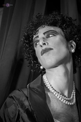 Frankie-N-Furter (jorgesarrion) Tags: therockyhorrorpictureshow doctorfrankie doctor cientifico musical travesti transvestite transilvania me yo jorgesarrion cool nice good art artistic pretty beauty wonder teatro añossetenta años70 diversion amor love happy friends