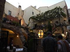Chania, Crete (caffeine_obsessed) Tags: crete greece island aegean mediterranean sea ocean city chania sunset harbour buildings