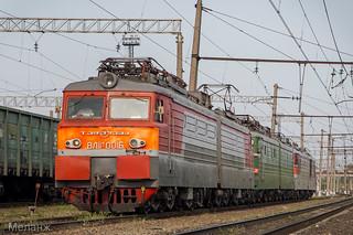 ВЛ11М-001, станция Рыбное, Рязанская область